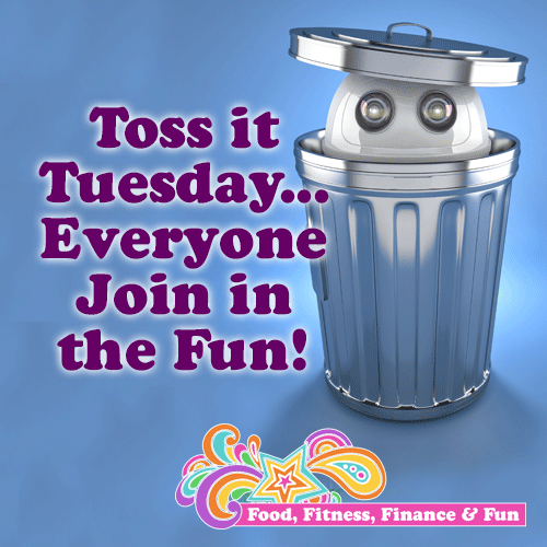Toss It Tuesday - Everyone Join In The Fun!
