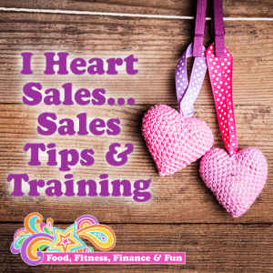 I Heart Sales | Sales Tips & Training