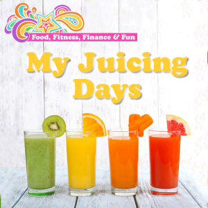 My Juicing Days