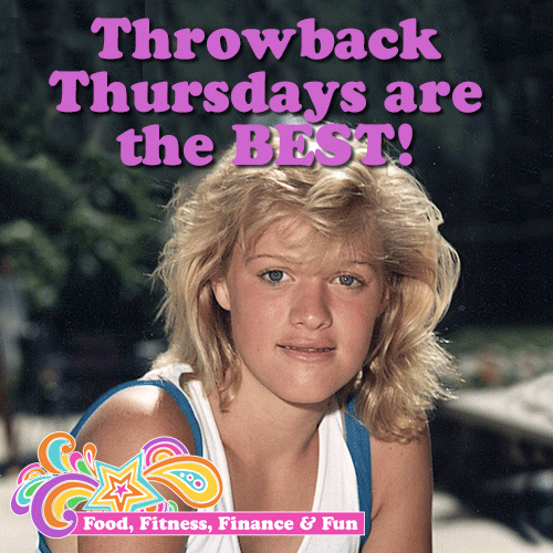 Throwback Thursdays are the best!