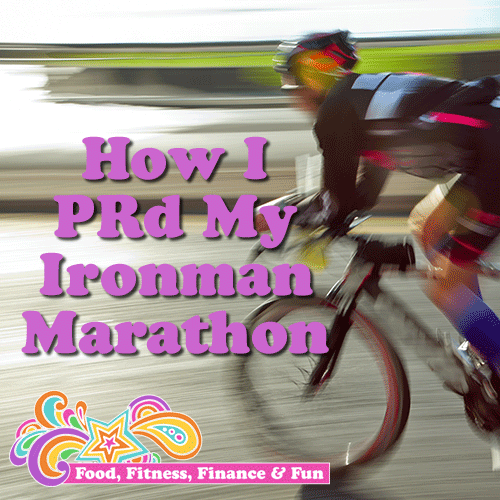 How I PRd My Ironman Marathon