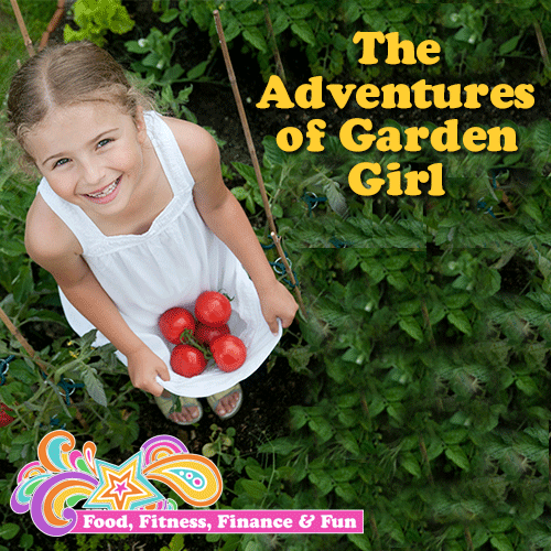 Blog Post :: The Adventures of Garden Girl