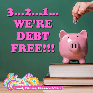 3...2...1... We are debt FREEEE!