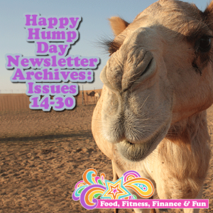 Happy Hump Day - Newsletter Archives