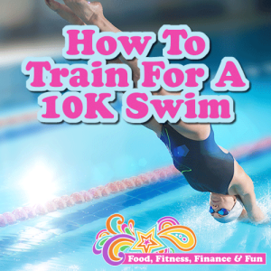 How To Train For A 10K Swim