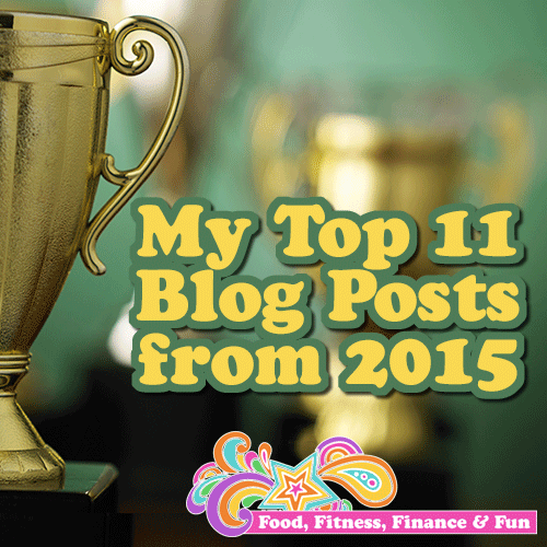 My Top 11 Blog Posts from 2015