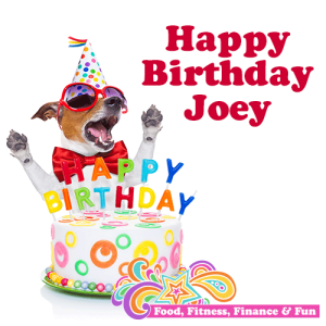 Happy Birthday Joey!