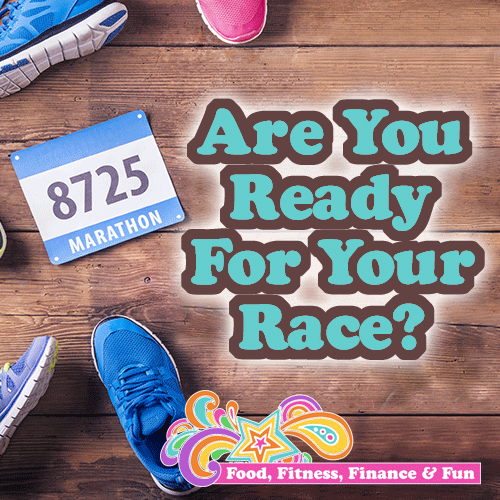 Are You Ready For Your Race?