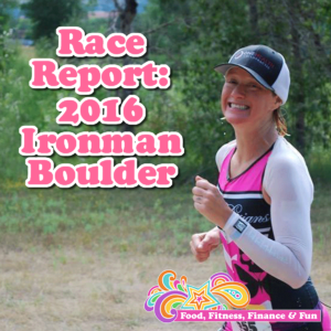 Race Report: 2016 Ironman Boulder