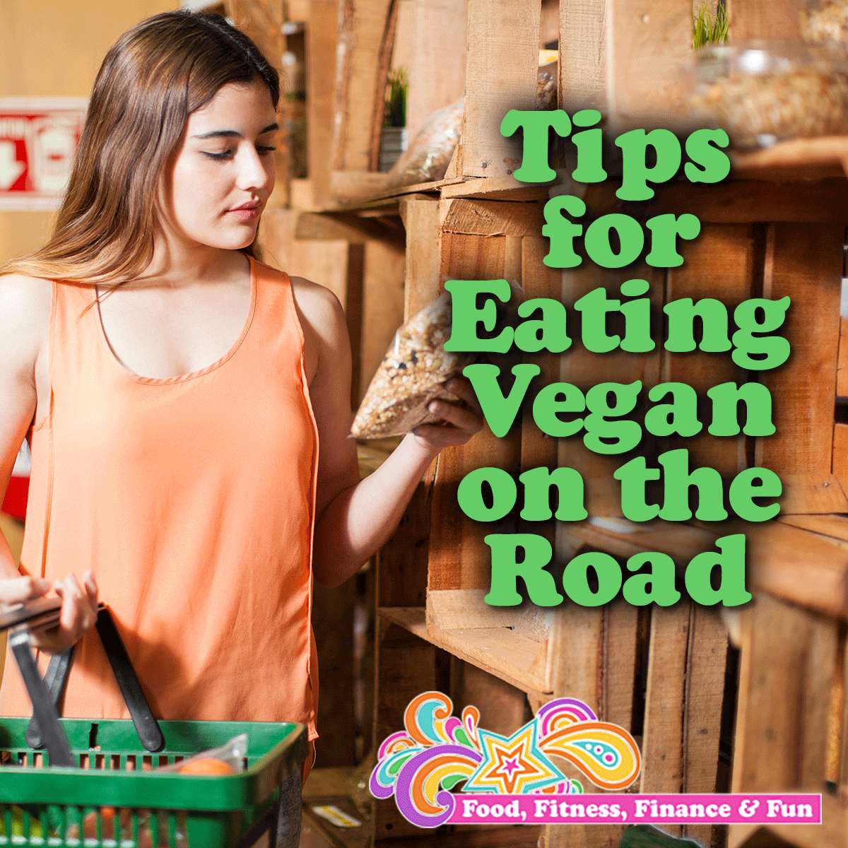 Tips For Eating Vegan On The Road