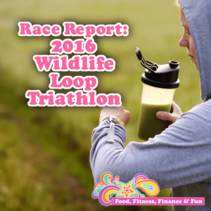 Race Report: 2016 Wildlife Loop Triathlon