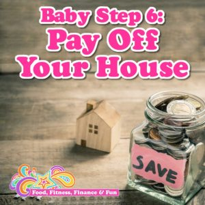 Dave Ramsey Baby Step 6 - Pay Off Your House... Man! If only I learned how to handle my finances 30 years ago instead of 10, I would be in a much better place in my life. As it happened, there was no class in school on personal finances, and growing up poor taught me that as soon as you get money, spend it on something you want because you may never have that chance again.