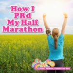 How I PRd my Half Marathon