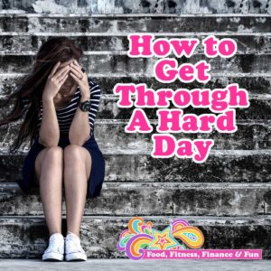 How to Get Through a Hard Day... Today I had a hard day. I woke up anxious and overwhelmed after about 10 weeks of moving through life at 100% on hardly any sleep, living off of adrenaline and Shakeology.