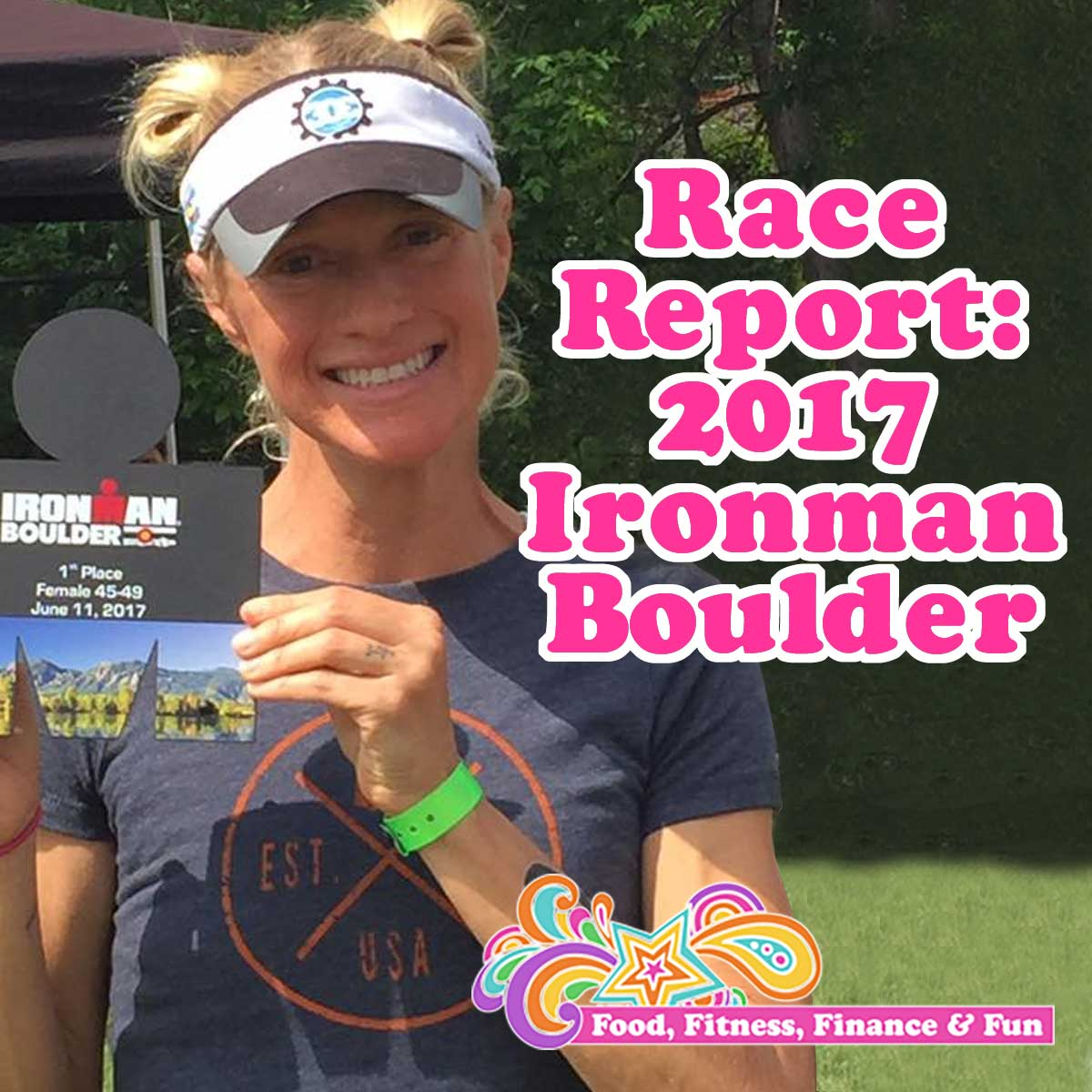 Race Report - 2017 Ironman Boulder
