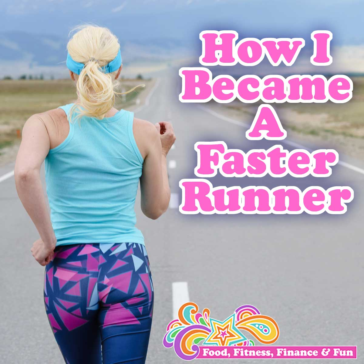 How I Became A Faster Runner | Kirsten McCay