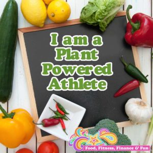 I am a Plant Powered Athlete | Vegan Vegetarian Triathlon