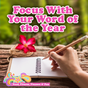 Focus On Your Word Of The Year