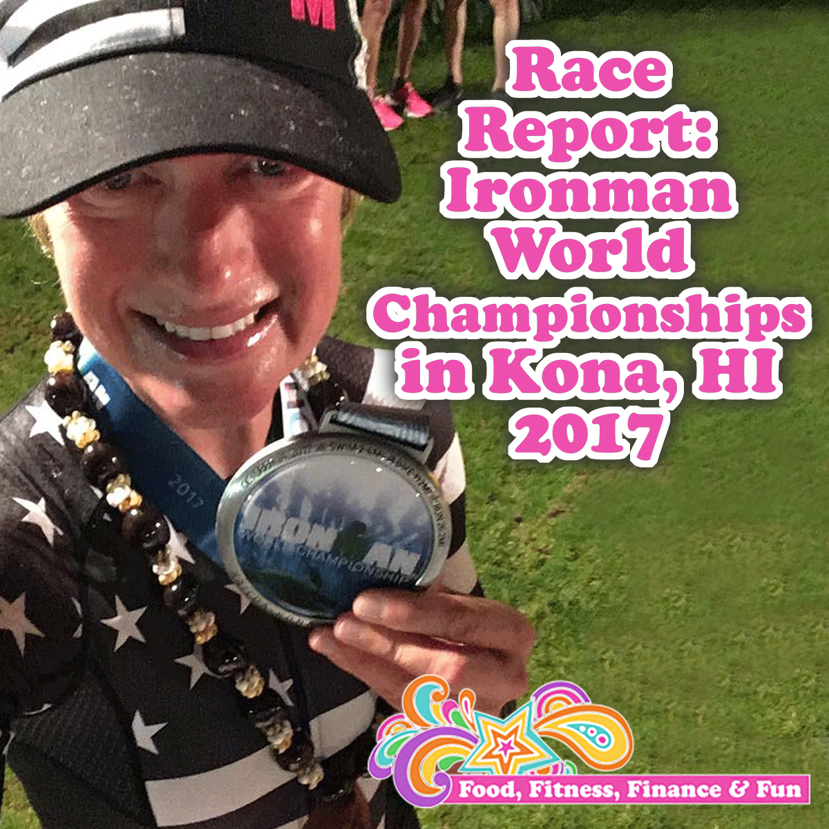 Race Report: Ironman World Championships in Kona, HI 2017