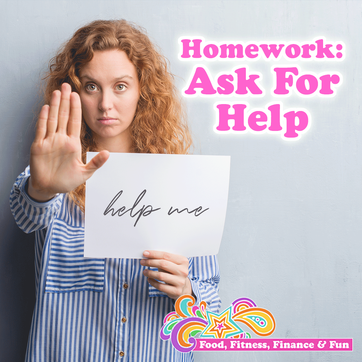 Homework: Ask For Help