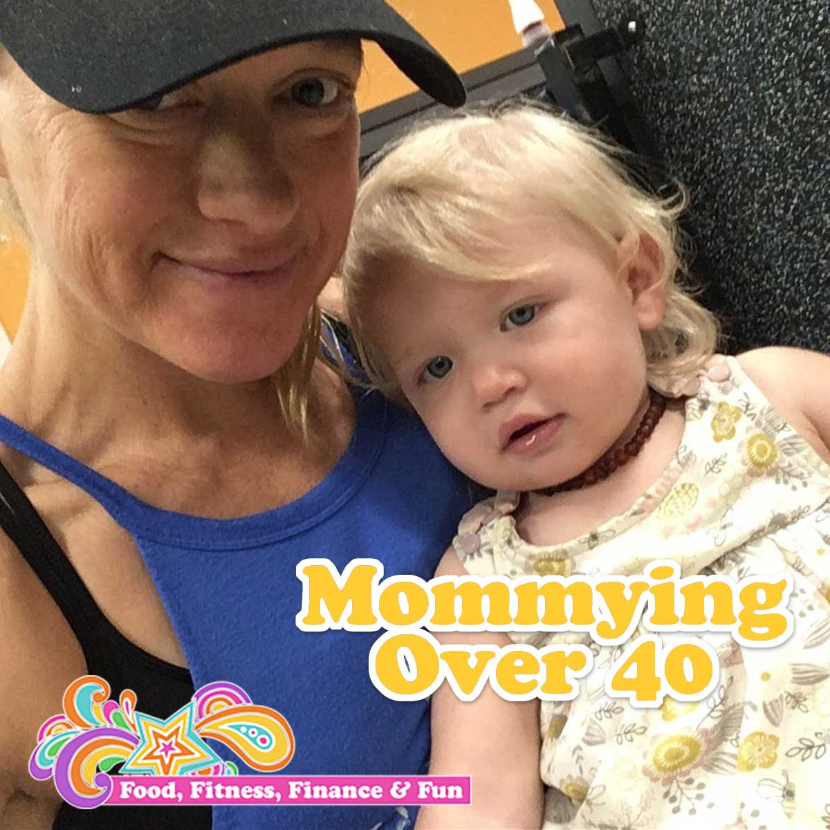 Mommying Over 40 - First Time Mother At 45